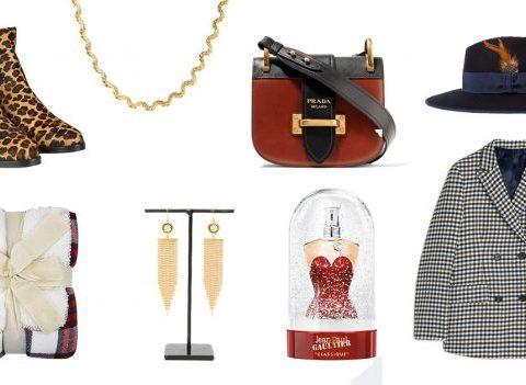 20 cadeaux de Noël mode à s'offrir