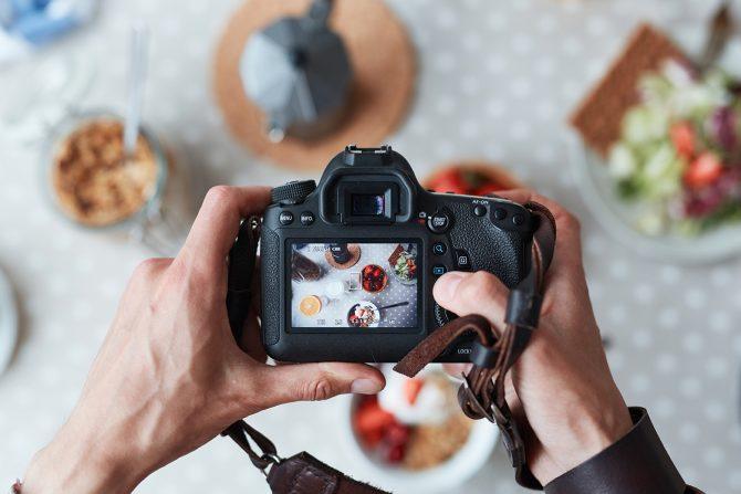 Comment réussir ses photos de plats sur Instagram ? - 3