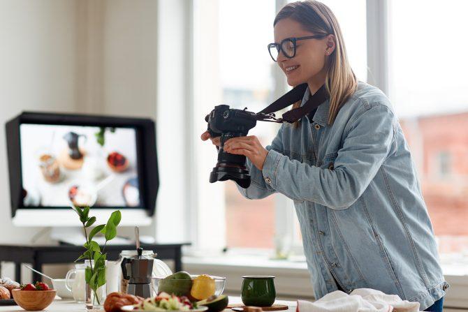Comment réussir ses photos de plats sur Instagram ? - 2