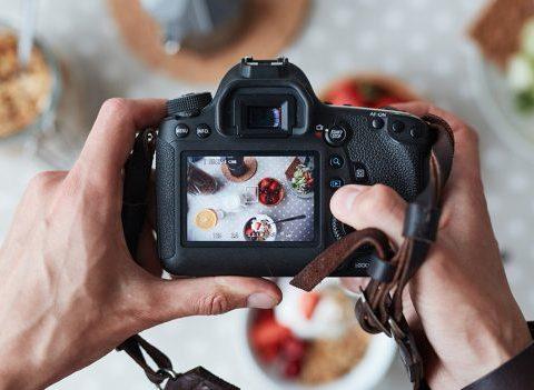 Comment réussir ses photos de plats sur Instagram ?