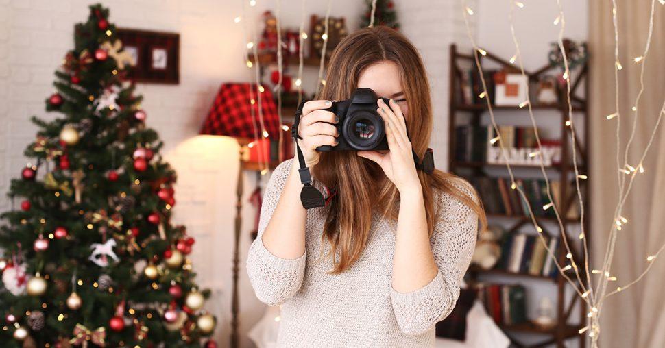 Comment réussir les photos de votre repas de Noël ?