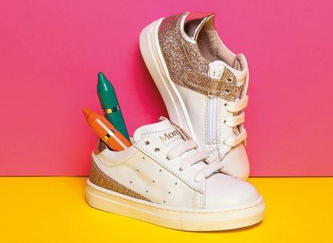 Gagnez une paire de sneakers Morelli pour votre mini-moi !