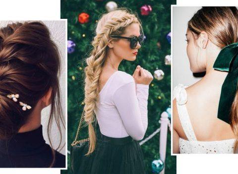 Les 50 plus belles coiffures pour fêter le Nouvel An