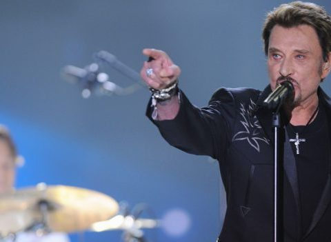 Décès de Johnny Hallyday: ses tubes et sa vie en dix chiffres clés