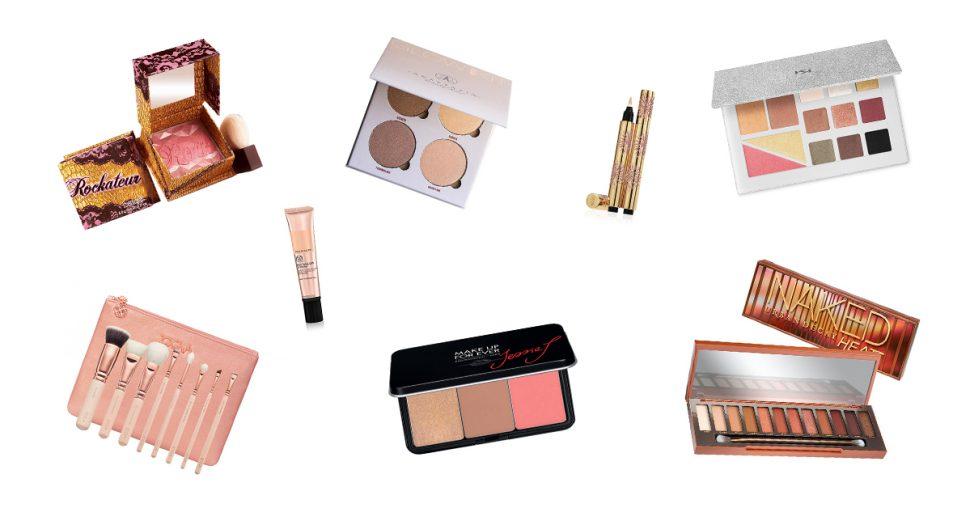 20 idées de cadeaux à offrir aux fans de make-up