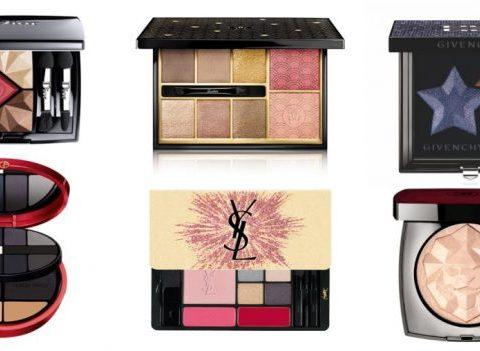 Noël 2017 : Quelles sont les plus belles palettes de maquillage ?