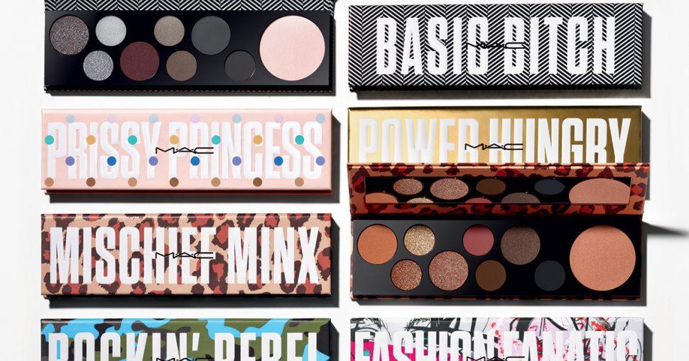 Les palettes badass de M.A.C Cosmetics à collectionner