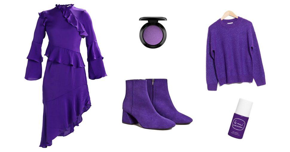 ultra violet pourquoi adopter la couleur de l 39 ann e 2018. Black Bedroom Furniture Sets. Home Design Ideas