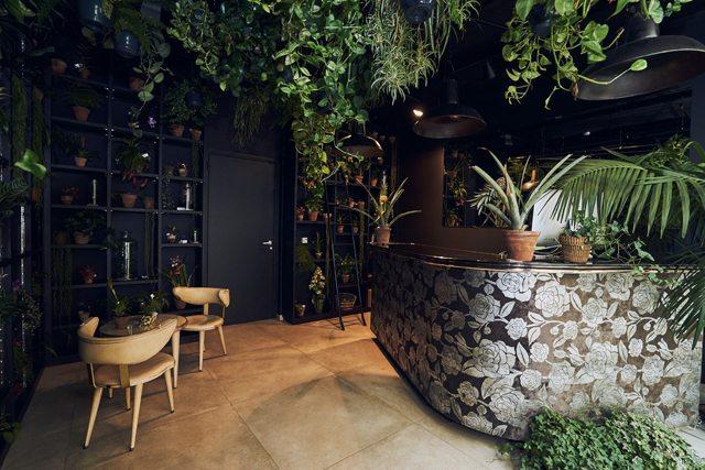 Le Jardin Secret en ville