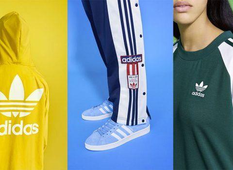 Adicolor: la collection emblématique d'Adidas est de retour