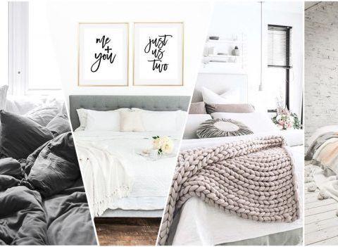 10 idées pour faire de votre chambre un nid d'amour