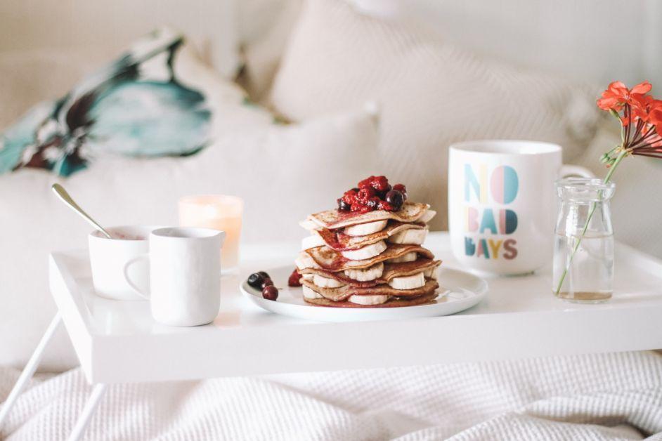 saint-valentin surprises petit-déjeuner