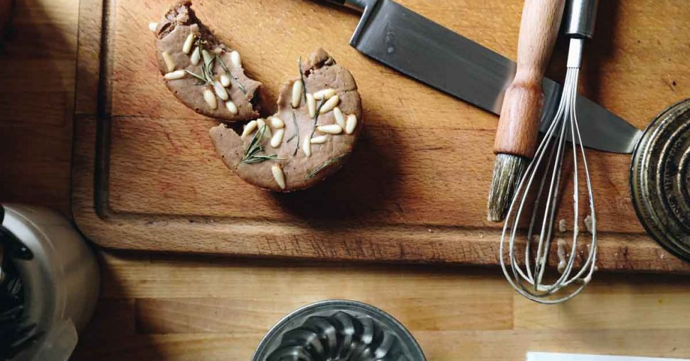 La recette qui tue : le gâteau aux châtaignes d'Aline Gérard (en vidéo)