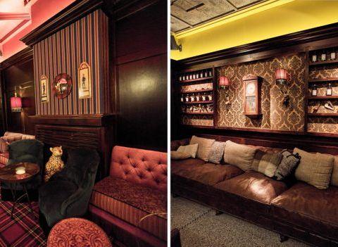 Arthur Orlans: le nouveau bar à gin haute couture