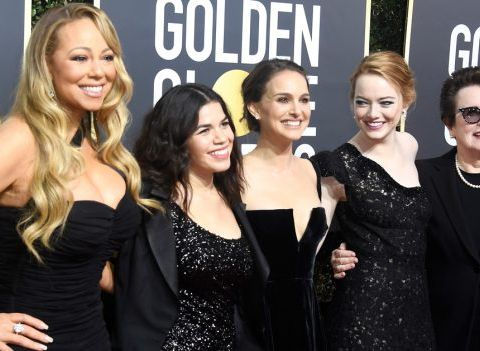 Girl power: les 5 moments forts des Golden Globes