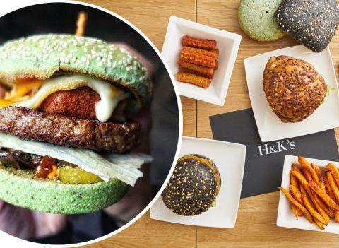 H&K's: le temple du burger original à Bruxelles