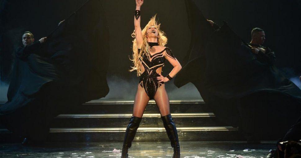 Britney Spears en concert en Belgique cet été !