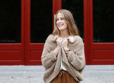 La fille du vendredi : Caroline Vermeersch de The Lemon Spoon