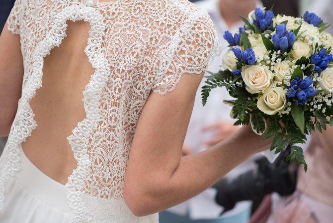 Manice: des robes de mariée personnalisables à petits prix - 1