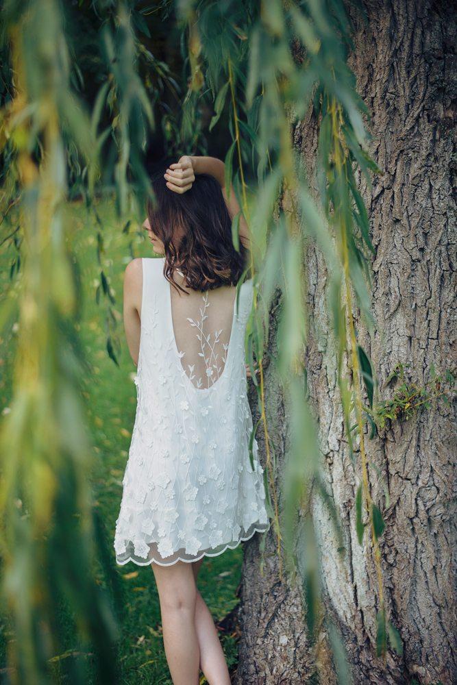 Manice: des robes de mariée personnalisables à petits prix - 3