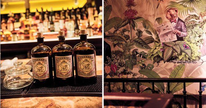 Arthur Orlans: le nouveau bar à gin haute couture - 3