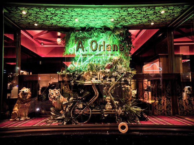 Arthur Orlans: le nouveau bar à gin haute couture - 1