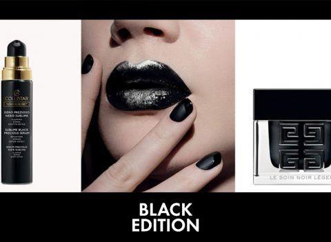5 produits cosmétiques noirs totalement déments