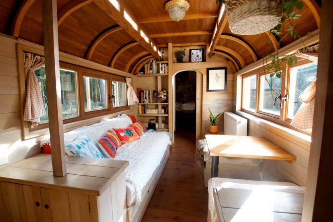 5 Airbnb romantiques (et abordables) pour cocooner en pleine nature - 4