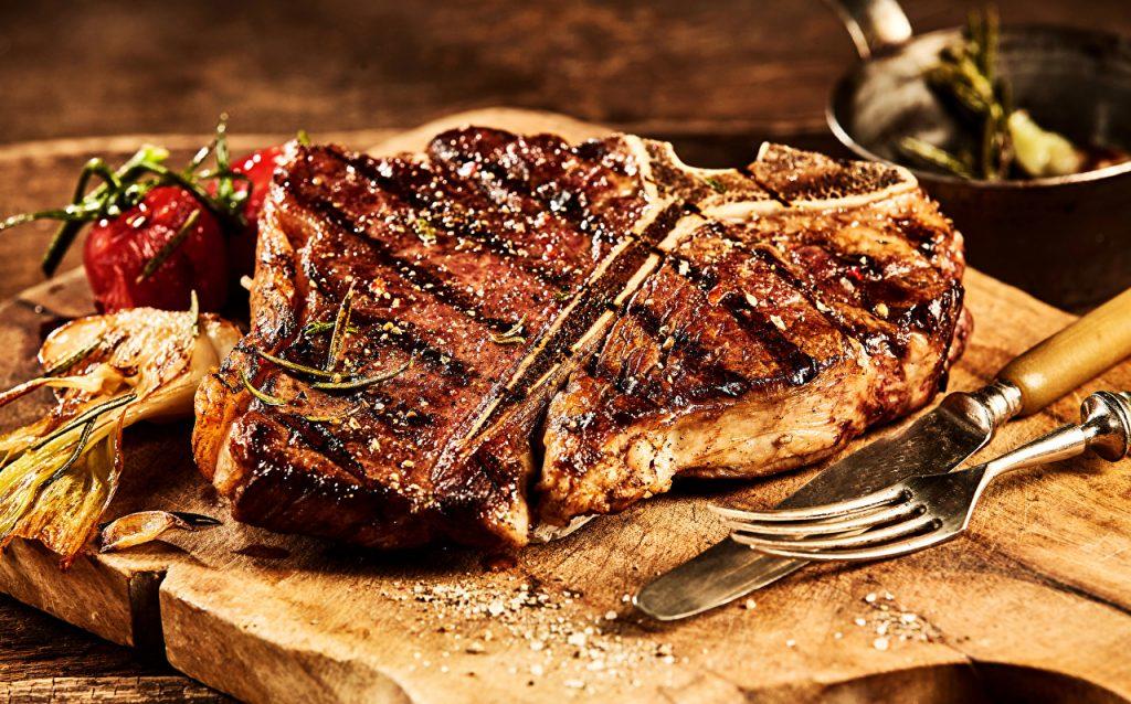 pièce de viande