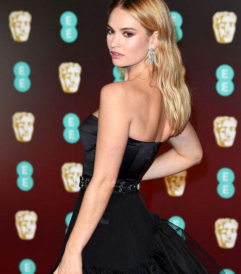 BAFTA 2018: les plus belles robes du tapis rouge