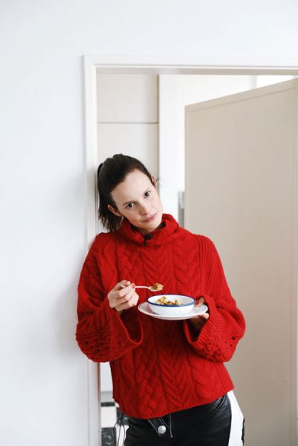 Le granola cru au curcuma et gingembre de Charlotte Collard - 1