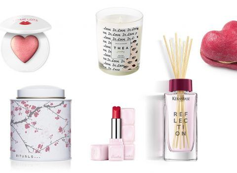 10 cadeaux de Saint-Valentin pour voir la vie en rose