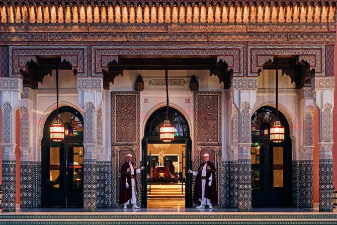 Les carnets de voyage de Céline : le Marrakech d'Yves Saint Laurent - 19