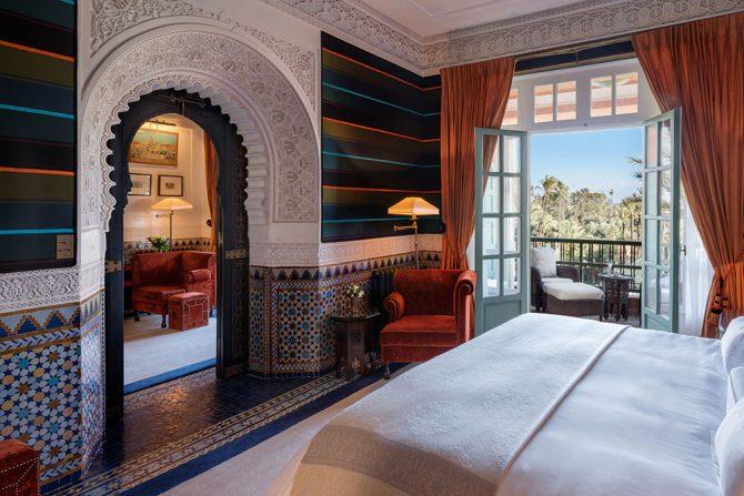 Les carnets de voyage de Céline : le Marrakech d'Yves Saint Laurent - 20