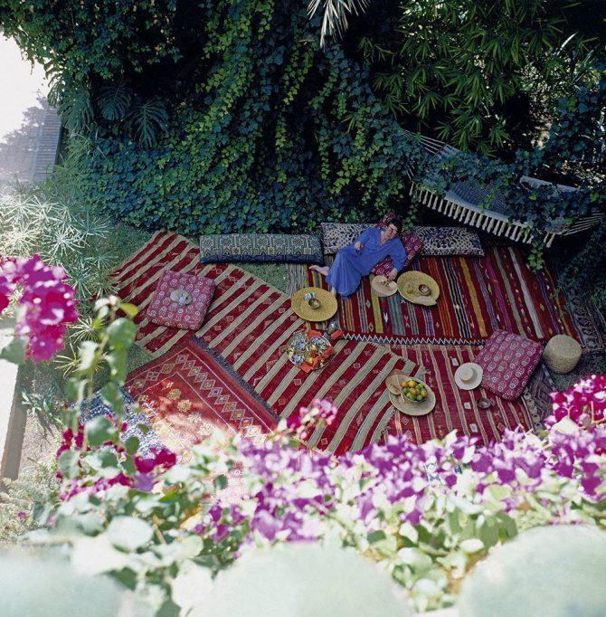 Les carnets de voyage de Céline : le Marrakech d'Yves Saint Laurent - 1