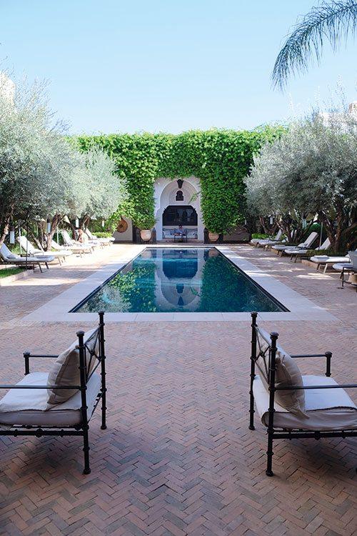 Les carnets de voyage de Céline : le Marrakech d'Yves Saint Laurent - 14