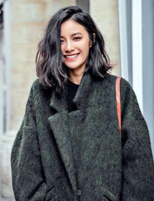 Coiffures tendances : Raie côté 2 – Pinterest