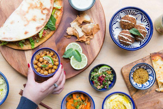 Le nouveau QG stylé pour la street food libanaise à Bruxelles (Vidéo) - 3