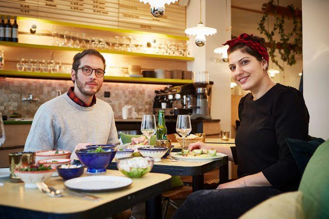 Le nouveau QG stylé pour la street food libanaise à Bruxelles (Vidéo) - 2