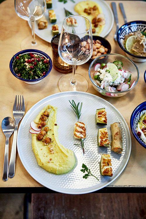 Le nouveau QG stylé pour la street food libanaise à Bruxelles (Vidéo) - 1