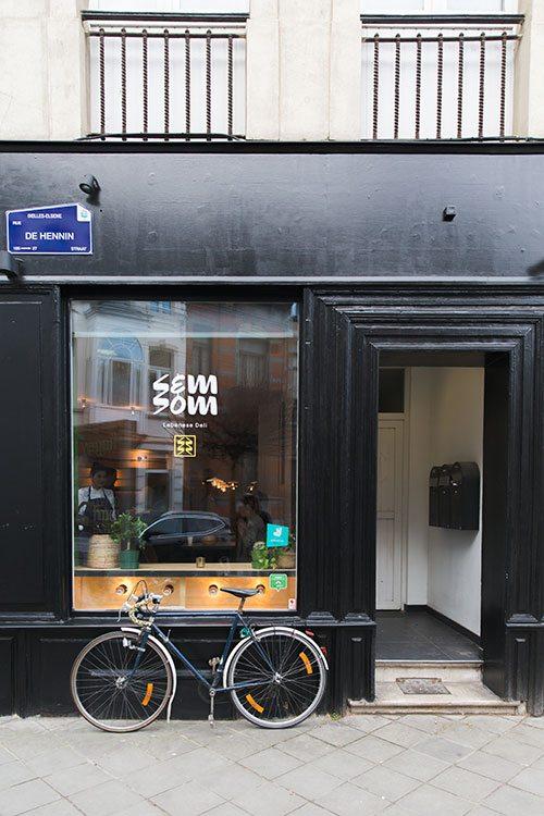 Le nouveau QG stylé pour la street food libanaise à Bruxelles (Vidéo) - 4