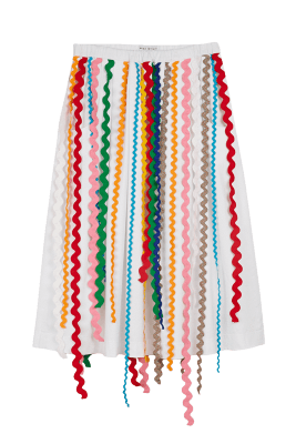 Wave-Ribbon-Skirt