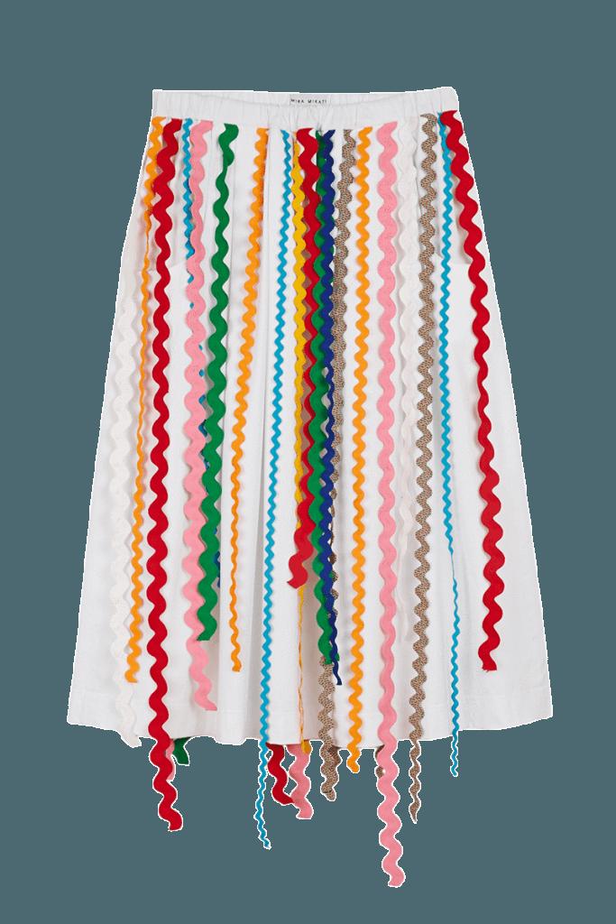 Wave-Ribbon-Skirt