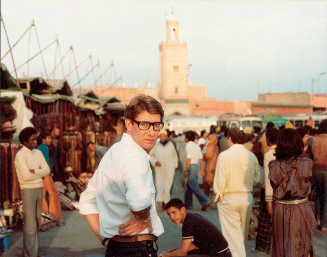 Les carnets de voyage de Céline : le Marrakech d'Yves Saint Laurent - 2