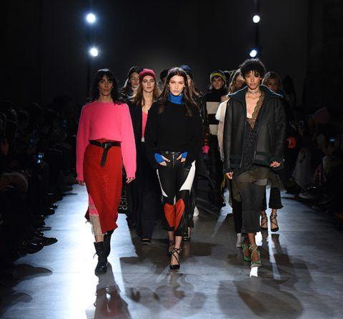 Suivez en live le défilé ZADIG & VOLTAIRE depuis la fashion week de New York