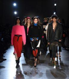 Zadig & Voltaire – Runway – February 2017 – New York Fashion Week