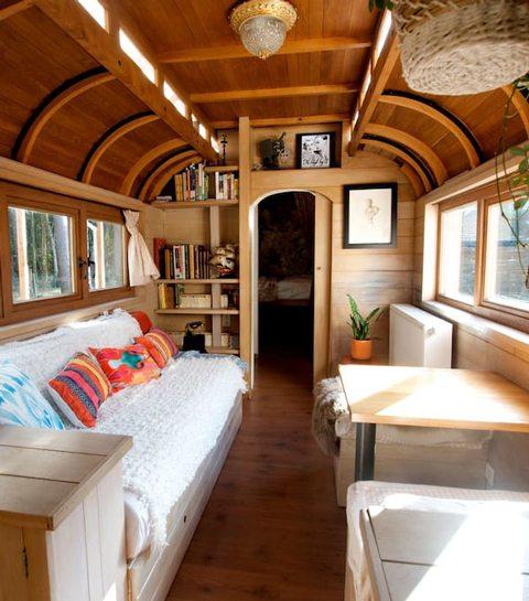5 Airbnb romantiques (et abordables) pour cocooner en pleine nature