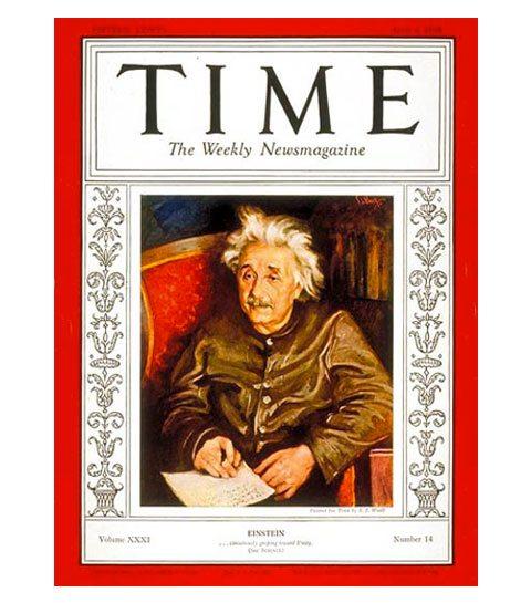 Levi's réédite la veste d'Albert Einstein