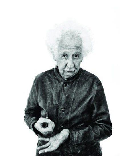 Levi's réédite la veste d'Albert Einstein - 1