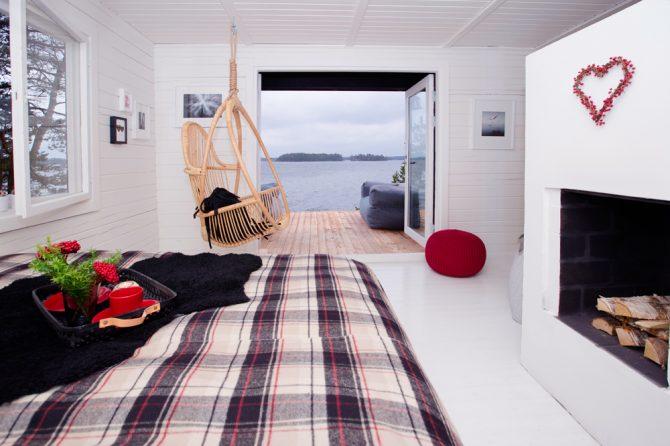 Une île paradisiaque réservée aux femmes en Finlande - 2